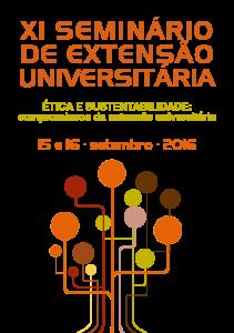 Participação no XI Seminário de Extensão da PUC Minas set 2016